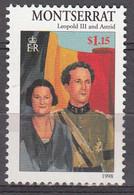 Montserrat 1998 Leopold III And Astrid   Michel 1040  MNH 28159 - Montserrat