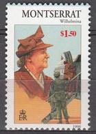 Montserrat 1998 Wilhelmina   Michel 1042  MNH 28160 - Montserrat
