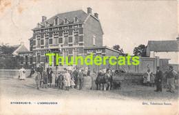 CPA STAMBRUGES L'ABREUVOIR - Bernissart