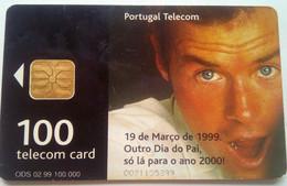 Portugal 100 Units 19 De Marco De 1999 - Portugal