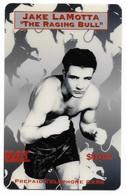 NAT U.S.A., Boxing, Jake Lamotta, $10 Calling Card, Limited Edition, # Lamotta-1,  Expired,  No Value - Sport