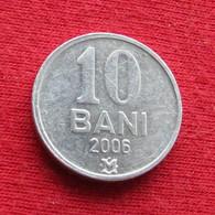 Moldova 10 Bani 2006 KM# 7 Moldavia Moldavie - Moldavia