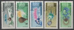Mongolia - #371-75(5) - Used - Mongolia