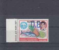 Philipienen Michel Cat.No. O.B. Overprint Mnh/** 1927 - Philippines