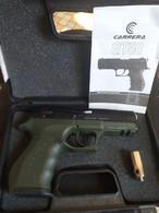 Rare CARRERA   GT 50  Tous Metal  Neuf En Boite  En 9 Pak - Decorative Weapons