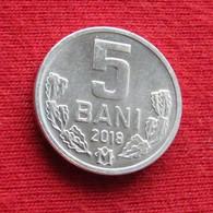 Moldova 5 Bani 2018 KM# 2 Moldavia Moldavie - Moldavia