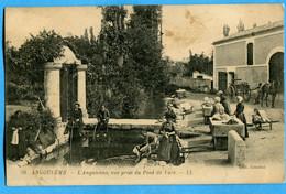 16 - Charente - Angouleme L'Anguienne Vue Prise Du Pont De Vars (N1634) - Angouleme