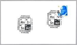 DIA DE LA QUIMICA - CHEMISTRY DAY. Barcelona 2007 - Chemistry