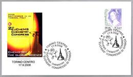 "CONGRESO DE QUIMICA ""EUCHEMS"" - CHEMISTRY CONGRESS. Torino 2008 - Chemistry"