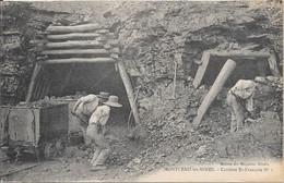 Montceau-les-Mines - Carrière St François - Montceau Les Mines