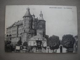 2989   Carte Postale MONTBÉLIARD    Le Château          25 Doubs - Montbéliard