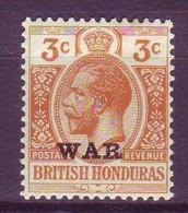 British Honduras 1917 - Britisch-Honduras (...-1970)