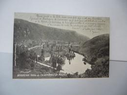 BESANÇON Besançon ([bəzɑ̃sɔ̃] 25 DOUBS VALLÉE DE CASAMENE ET ÎLE MALPAS CPA COMPTOIR GENERAL D'HORLOGERIE DE BESANÇON - Besancon