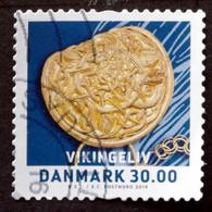 Denmark 2019  Minr.1972  (O)Viking Life : Artifacts Of The Viking Age  (lot G 54  ) - Danimarca