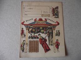 Protège Cahier, BAZAR JAPONAIS, Fin XIX - Book Covers