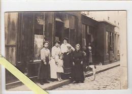 """Photographie / à Localiser / Devanture De Commerce Tenu Par Des """"dames"""" - Fotografía"""
