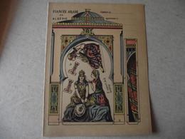 Protège Cahier,  FIANCEE ARABE En ALGÉRIE, Fin XIX - Book Covers