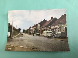 AUCHEL - Rimbert - Route Nationale - Altri Comuni