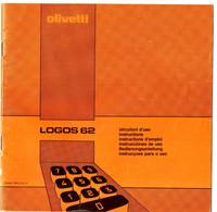 OLIVETTI LOGOS 62 Manuale - Techniek