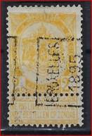 RIJKSWAPEN Nr. 54 Voorafgestempeld Nr. 30 Positie A   BRUXELLES 1895   ; Staat Zie Scan ! Inzet Aan 25 € ! - Precancels