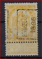RIJKSWAPEN Nr. 54 Voorafgestempeld Nr. 65A  BRUXELLES 1896  ; Staat Zie Scan ! Inzet Aan 65 €  ! RRR - Precancels