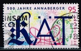 Bund 2020,Michel# 3547 O 500 Jahre Annaberger Kät - [7] Federal Republic