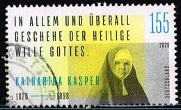 Bund 2020,Michel# 3548 O 200 Geburtstag Katharina Kasper - [7] Federal Republic