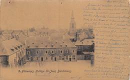 B20-1269-FLORENNES-COLLEGE SAINT JEAN BERCHMANS - Florennes