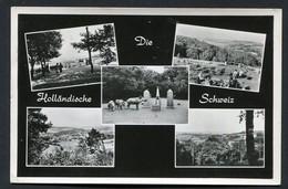 Vaals - Die Hollandische Schweiz - Stamp 5-7-1958  -   Used  2 Scans For Condition. (Originalscan !! ) - Vaals