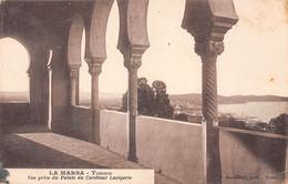 TUN-TUNISIE LA MARSA-N°4029-D/0371 - Tunisia