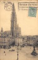 B20-1272-ANVERS-FLECHE DE LA CATHEDRALE - Bélgica