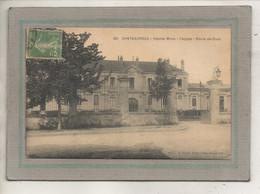 CPA - (36) CHATEAUROUX - Mots Clés: Hôpital, Auxiliaire, Complémentaire, Militaire, Mixte, Temporaire - 1914 / 20 - Chateauroux