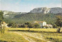 LA SAINTE BAUME - Pèlerinage à Sainte-Marie Madeleine - Vue Générale Et L'hôtellerie. - Saint-Maximin-la-Sainte-Baume