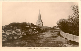 IRELAND  DUBLIN KILLINEY  VICTORIA PARK  OBELISK RP - Dublin