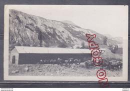 Au Plus Rapide Le Lauzet 1940 Départ D'une Batterie De La 143 ème - 1939-45