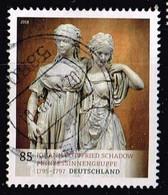 Bund 2018,Michel# 3416 O Johann Gottfried Schadow: Prinzessinnengruppe - Used Stamps