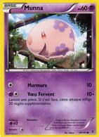 Carte Pokemon 39/101 Munna 60pv 2013 - Pokemon