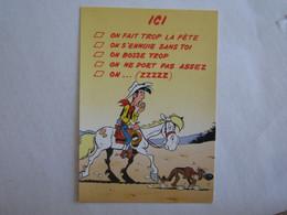 Bandes Dessinées Illustrateur Lucky Luke - Fumetti
