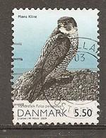 Danemark Denmark 2009 Oiseau Bird Obl - Danimarca