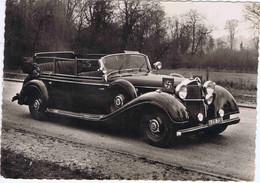 Voiture Personnelle De Parade De HITLER - Fabrication 1942 - Passenger Cars