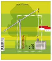 Slovenia 2020 Mint MNH **: Water; Wasser;  L'eau; Laver Well; Brunnen; Bien; - Boissons