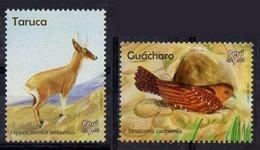 Peru 2017.  Peru Wildlife Birds Oiseaux Mammals MNH - Peru