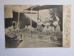 Bouukharie 1906 Les Marchands De Poulets / Ouzbékistan - Uzbekistan