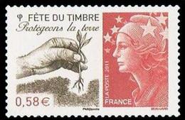 FRANCE  Yv 4534 MNH Neufs** - - Mint/Hinged