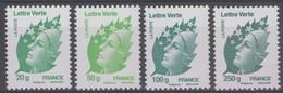 FRANCE  Yv 4593/6 MNH Neufs** - - Mint/Hinged