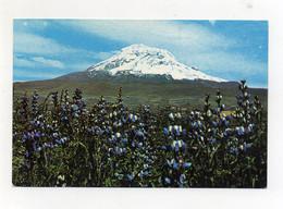 Ecuador - El Chimborazo - Coloso De Los Andes - Non Viaggiata - (FDC24860) - Ecuador