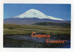 Ecuador - El Chimborazo - Rey De Los Andes - Viaggiata Nel 1971 - (FDC24861) - Ecuador