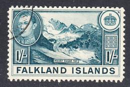 Falkland Islands 1938-50 Cancelled, Sc# ,SG 158 - Falklandinseln
