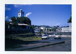 CP Neuve. Moroni, Ville, Mosquées. République Fédérale Et Islamique Des Comores. Editions NPC. Photo Petr Pindak - Comores