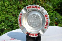 Cendrier Primus Haacht En Aluminium - Aschenbecher
